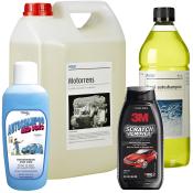 Autoshampoo og øvrige auto-produkter