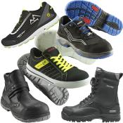 Sikkerhedssko og -støvler