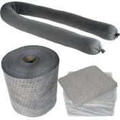 Absorbering i ruller og ark