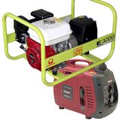 Generatorer m.m., benzin og diesel