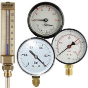 Mano- og termometre
